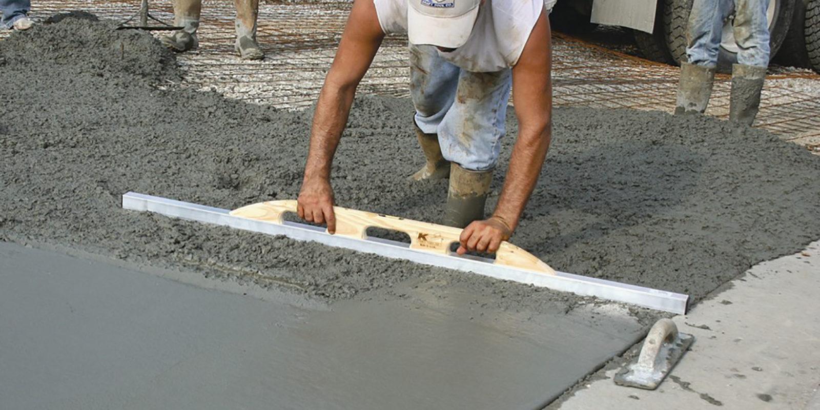 Reasons for Choosing Concrete Contractor Contractors